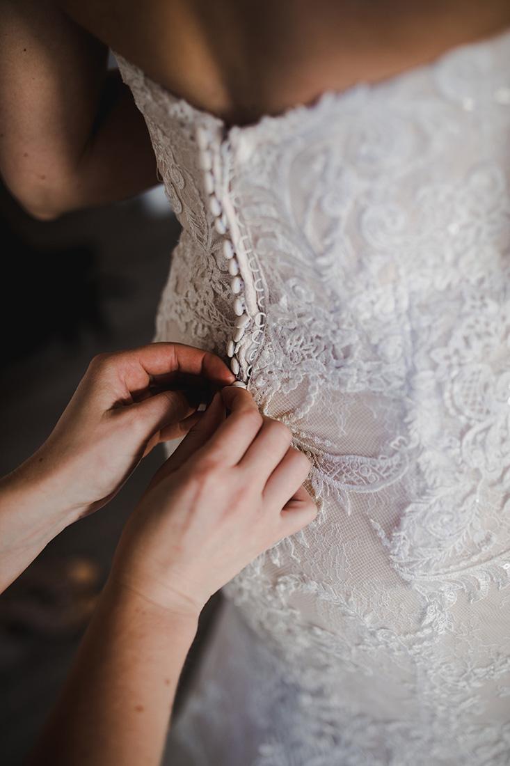 Anne Fütterer mariage