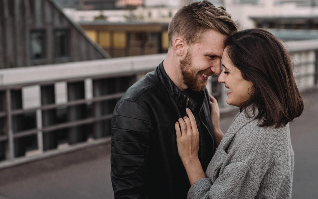 Photo de couple Steffen et Christin
